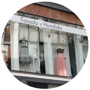 Corsets Tocado y Hundido Madrid